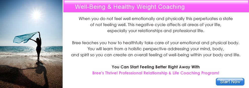 Professional Relationship & Life Coach Bree - Well-Being
