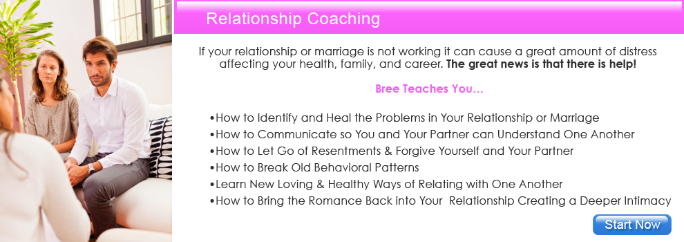Professional Relationship & Life Coach Bree - Relationship