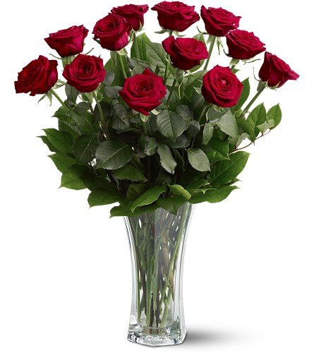 Romatic Gifts Red Roses